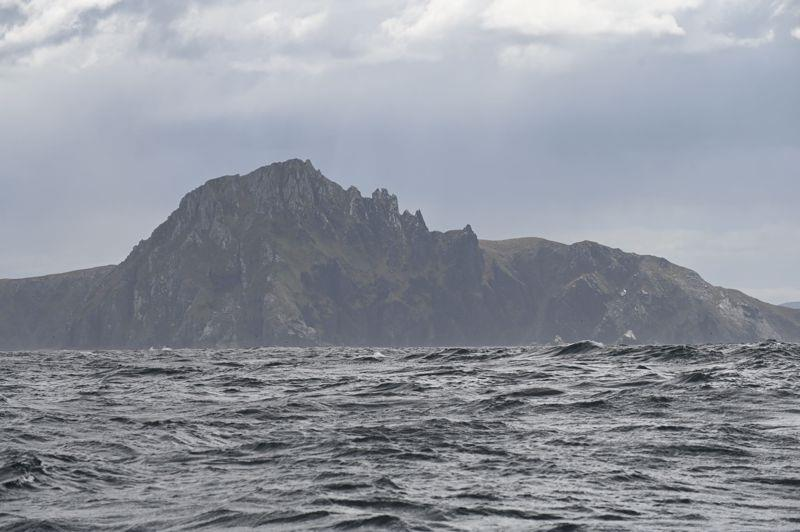 Cape Horn photo copyright Whitall Stokes taken at  and featuring the Cruising Yacht class