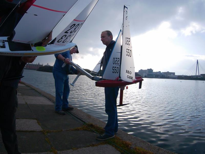 RC Laser and DF65 Northern Autumn Series at West Lancs - Day 1