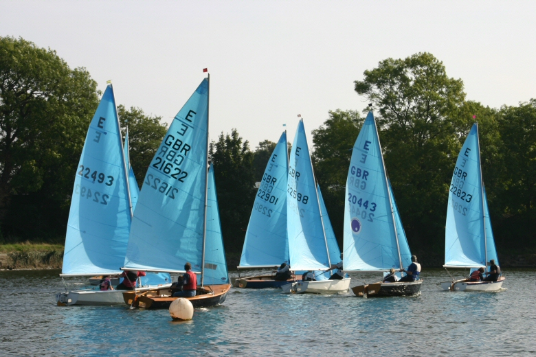 Enterprise Open Meeting at Olton Mere Sailing Club