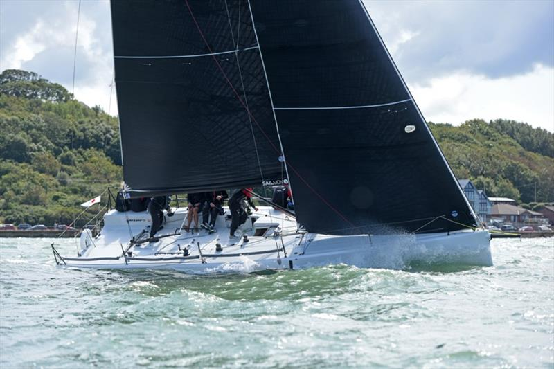 Melges IC37 - Cowes Week 2019 - photo © Rick Tomlinson