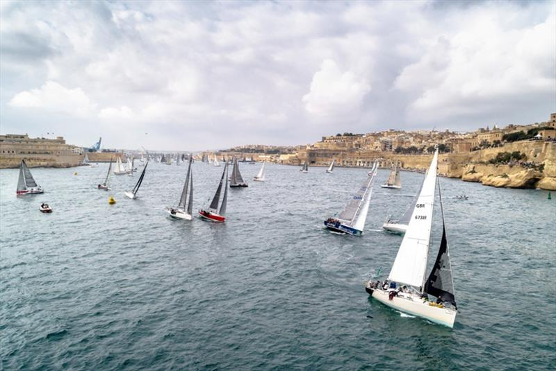 2019 Rolex Middle Sea Race - Less than 100 days to go