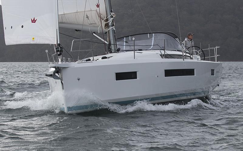 A boat you will want to sail - Jeanneau Sun Odyssey 490 - photo © John Curnow