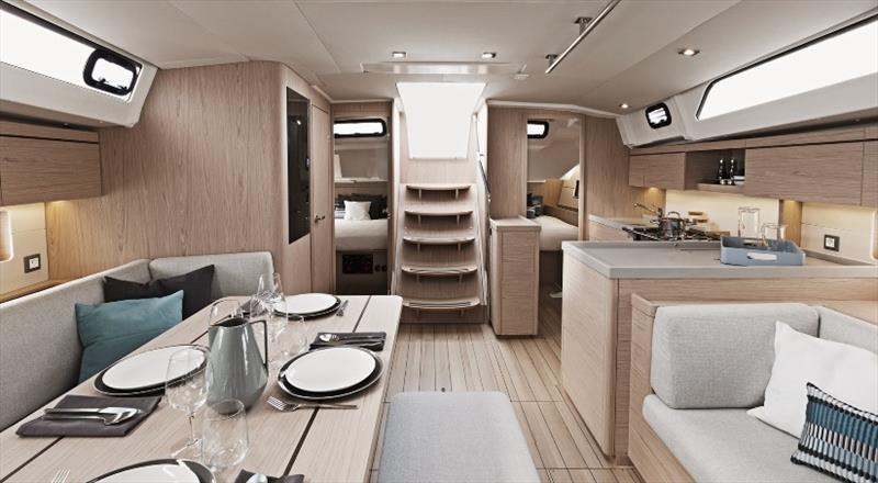 Oceanis 46.1 - photo © Beneteau