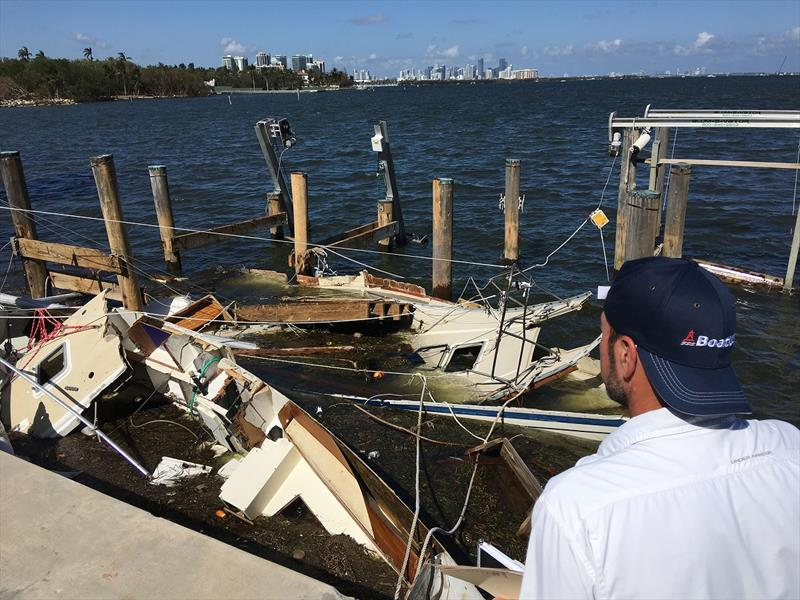 Who else wants to protect their boat from hurricane damage?