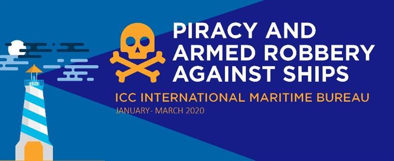 2020 Q1 IMB Piracy Report © ICC International Maritime Bureau