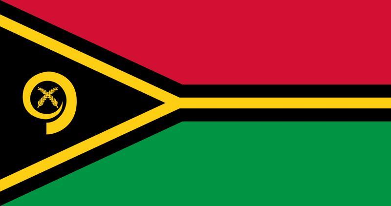 Flag of Vanuatu photo copyright Daria Blackwell taken at