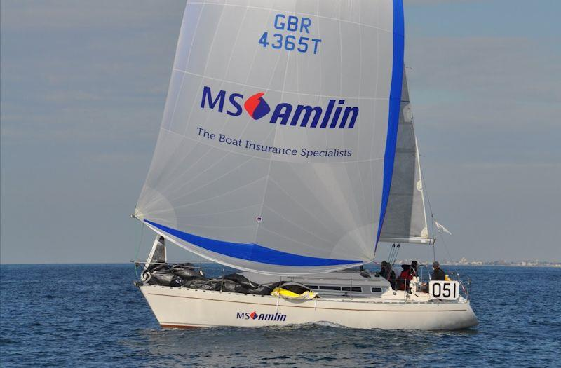 MS Amlin sponsored yachts win at The Royal Escape Race 2019 - photo © MS Amlin