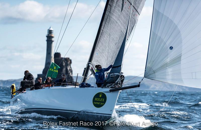 Rolex Fastnet Race 2017 - photo © Carlo Borlenghi