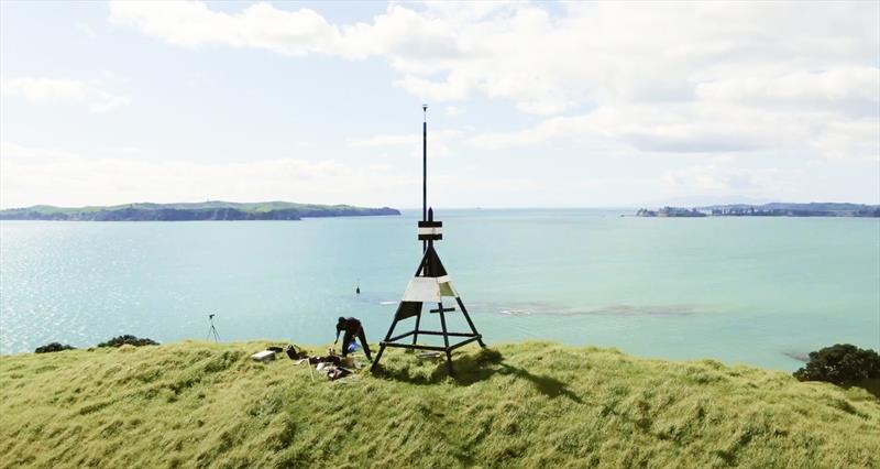 Predictwind have installed several new weather recording stations around the Hauraki Gulf for the benefit of Auckland sailors, as well as visiting America's Cup teams - photo © Predictwind.com