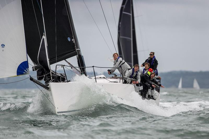 Day 1 - Royal Southern YC Rigit June Regatta - photo © Paul Wyeth