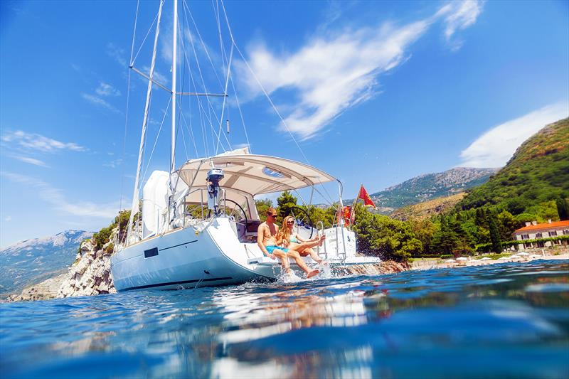 Couples sailing in the Mediterranean - photo © Sailing Holidays