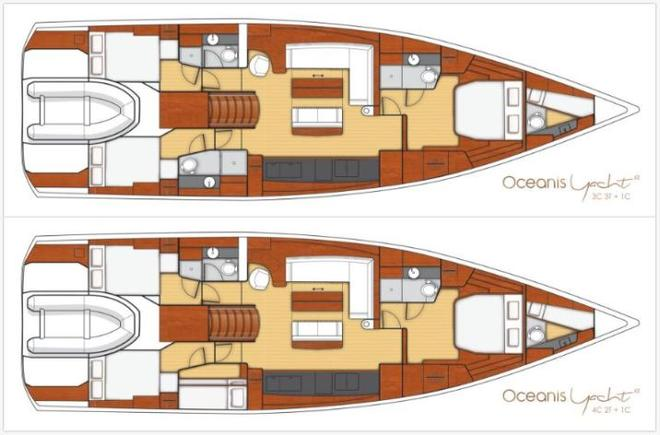 Beneteau Oceanis 62 Elegant Innovation