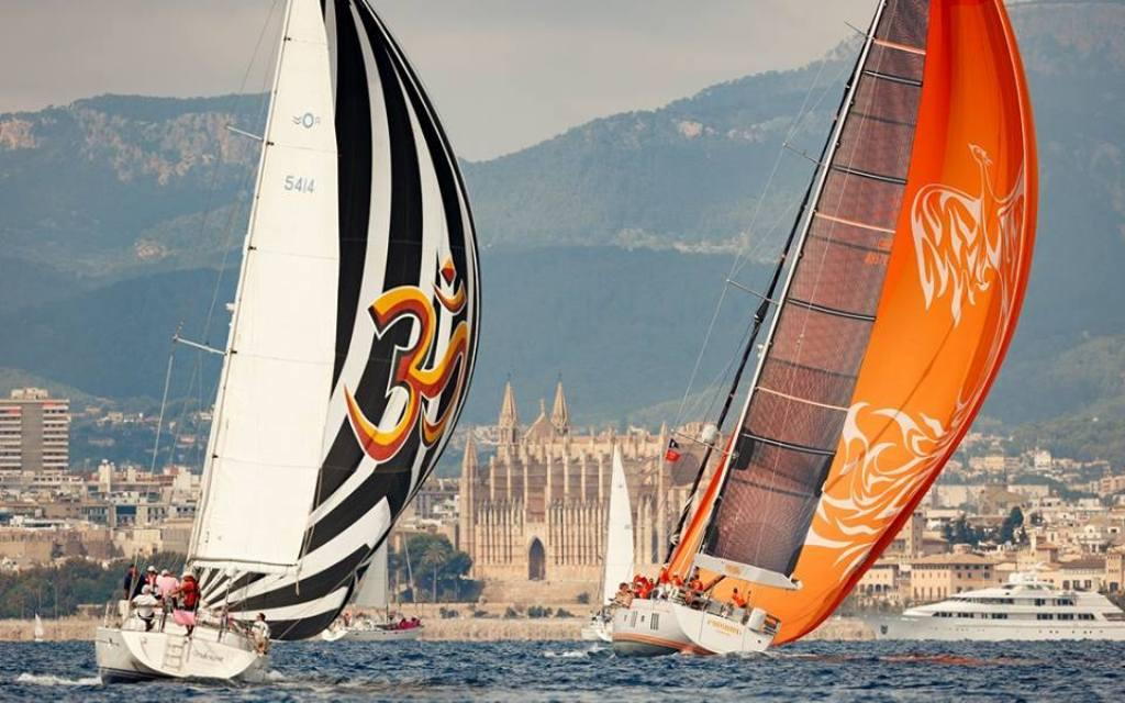 A celebration of a unique formula on Day 4 - Oyster Regatta Palma 2017 - photo © Martinez Studio