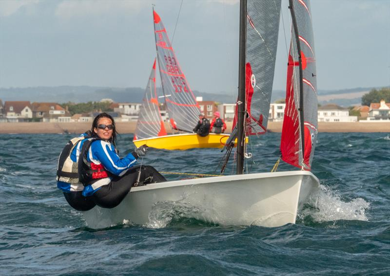 Tasar UK National Championship at Hayling Island Sailing Club