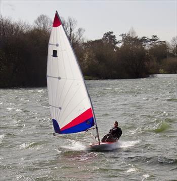 New Topper 5.3 sail  Practise