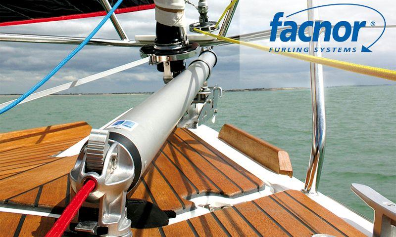 Facnor's range of bowsprits is made by their sister company Sparcraft (also part of the Wichard Group) - photo © Facnor