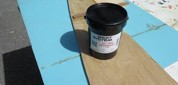 Making a 'smart' hotbox to store epoxy resin - Wessex Resins